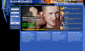 Gay Dating Testbericht gayromeo.com