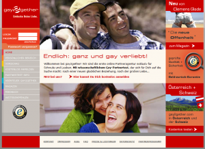 Gay Dating Testbericht Gay2Gether.de