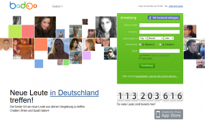 Online Dating bei badoo.de