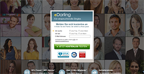 Partnersuche eDarling