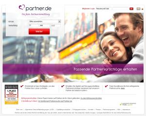 Partnersuche bei partner.de